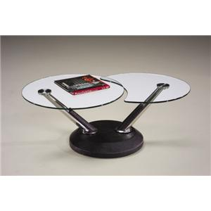 Magnussen Home Modesto Cocktail Table