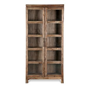 Magnussen Home Adler Door Bookcase
