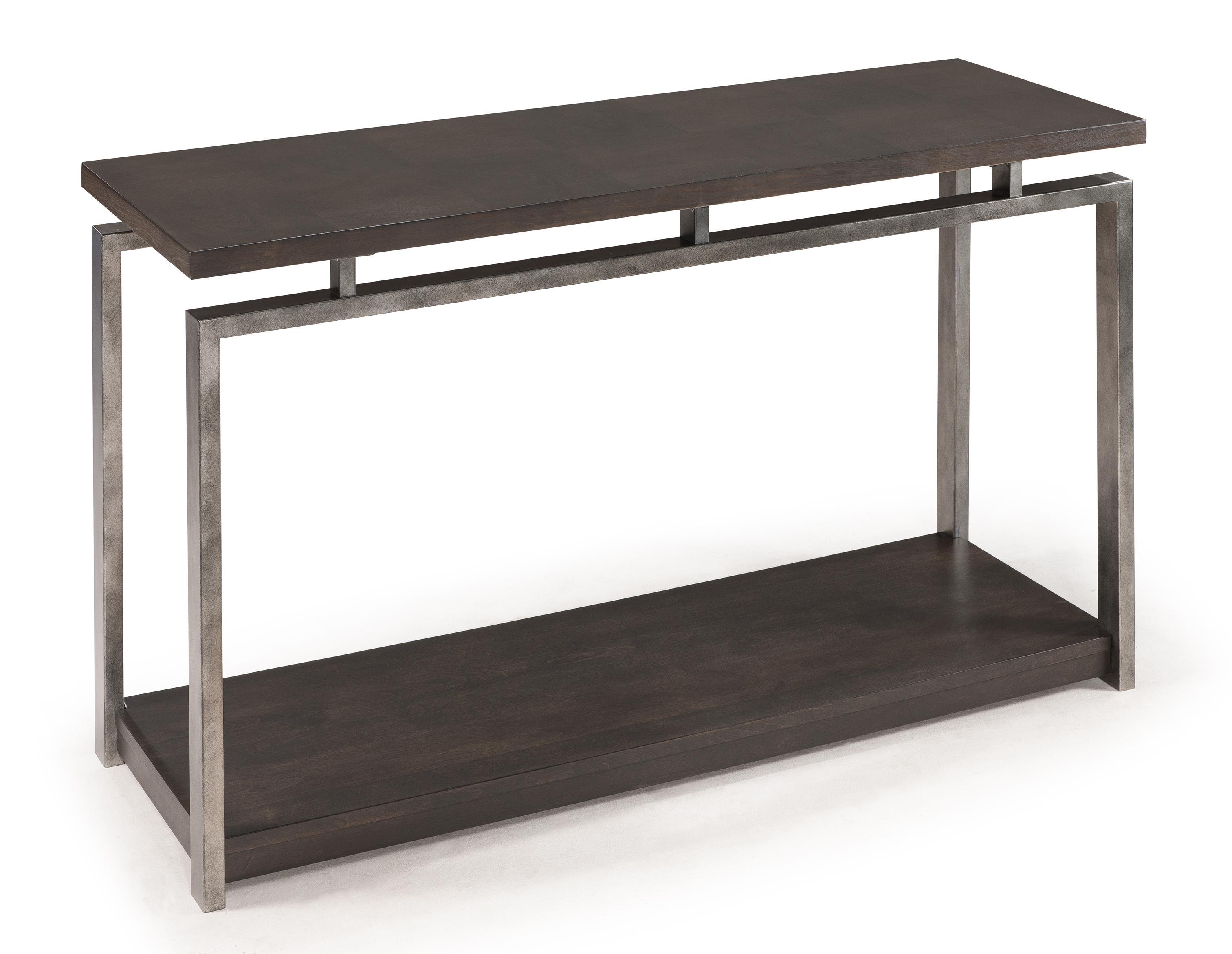 Contemporary Rectangular Sofa Table
