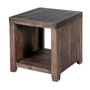 Magnussen Home Caitlyn Rectangular End Table