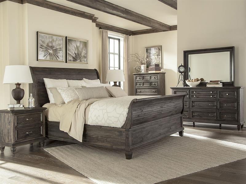 3pc Bedroom includes Queen Bed, Dresser and Mirror