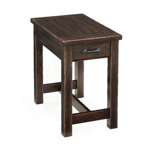 Belfort Select Kinderton Rectangular Chairside Table