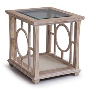 Magnussen Home Lana End Table