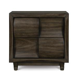 Vendor 2014 The New Curve Drawer Nightstand