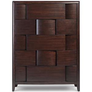 Magnussen Home Nova Five Drawer Chest