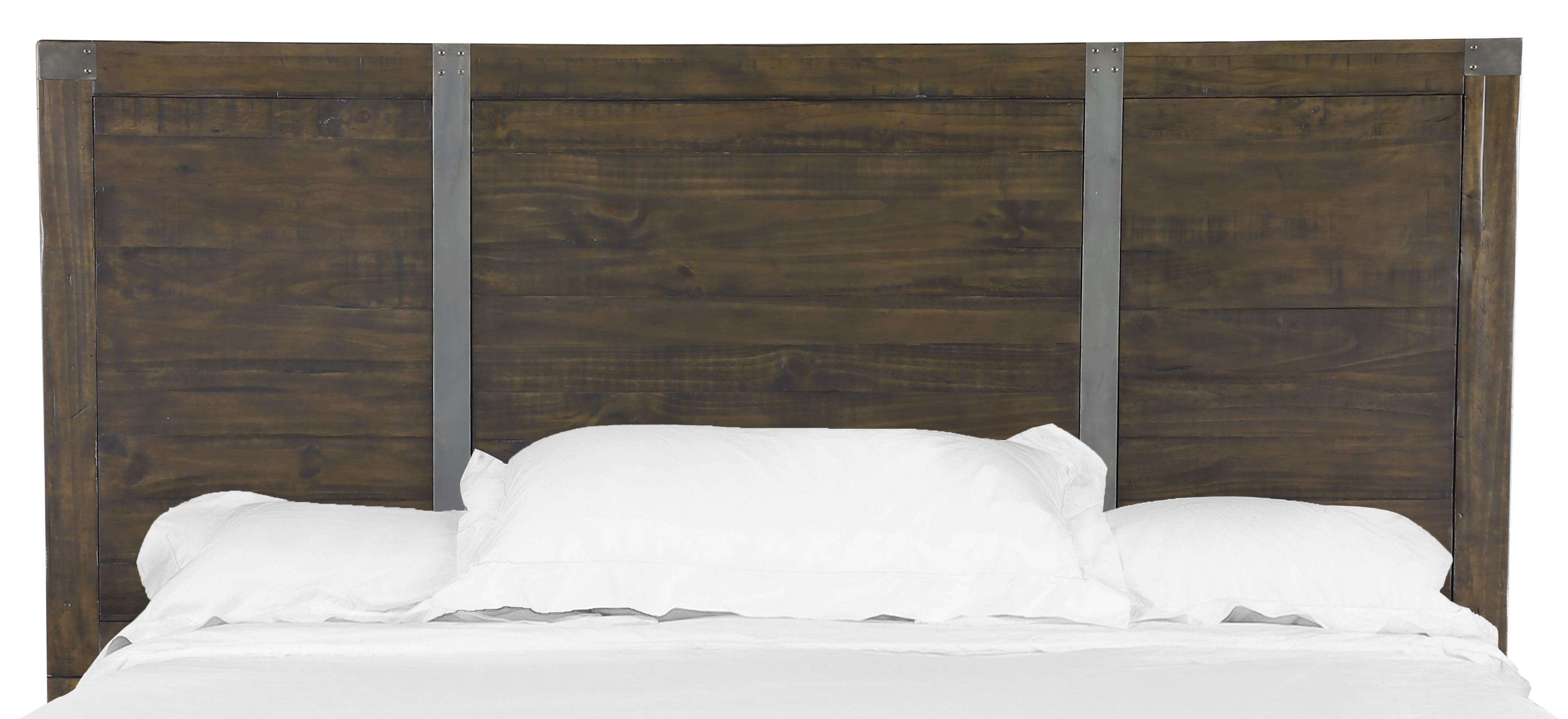 Queen Panel Bed Headboard