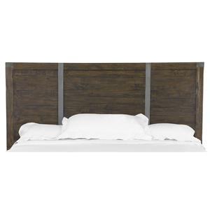 Belfort Select Pine Hill Queen Panel Bed Headboard