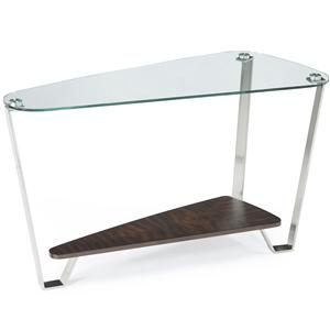 Magnussen Home Pollock Shaped Sofa Table