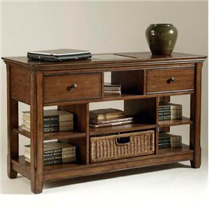 Magnussen Home Tanner Rectangular Sofa Table