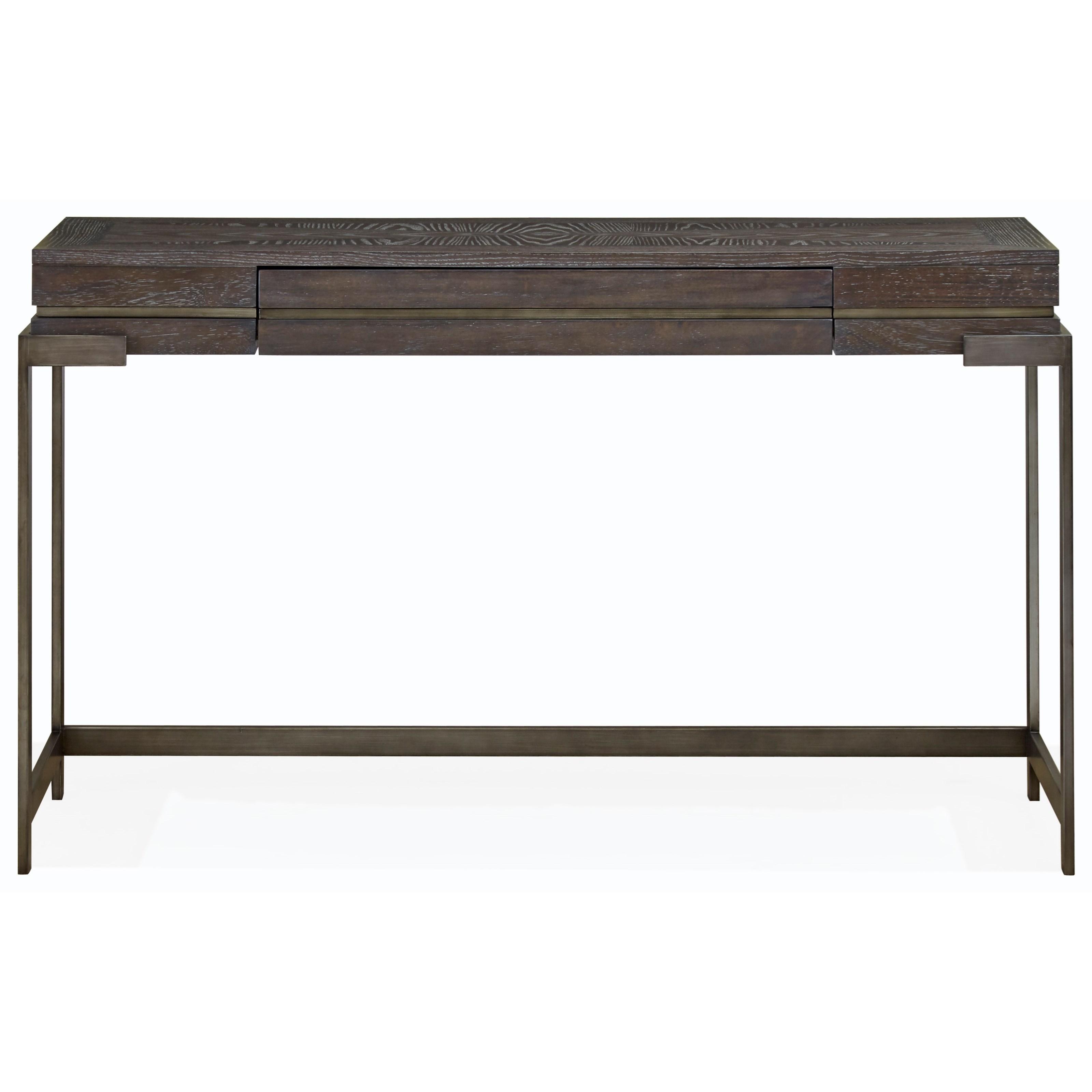 Industrial Sofa Desk Table