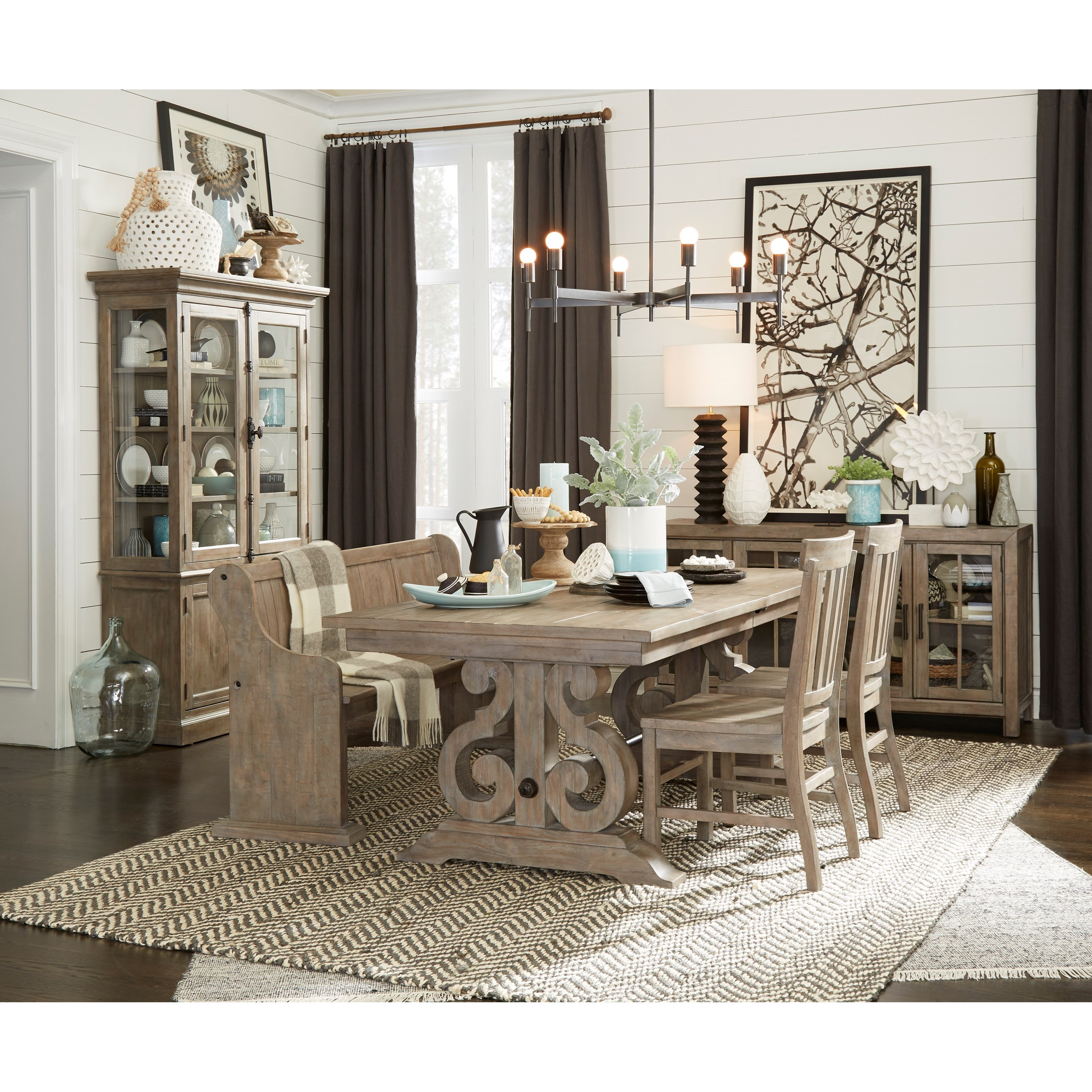 Casual Dining Room Group`