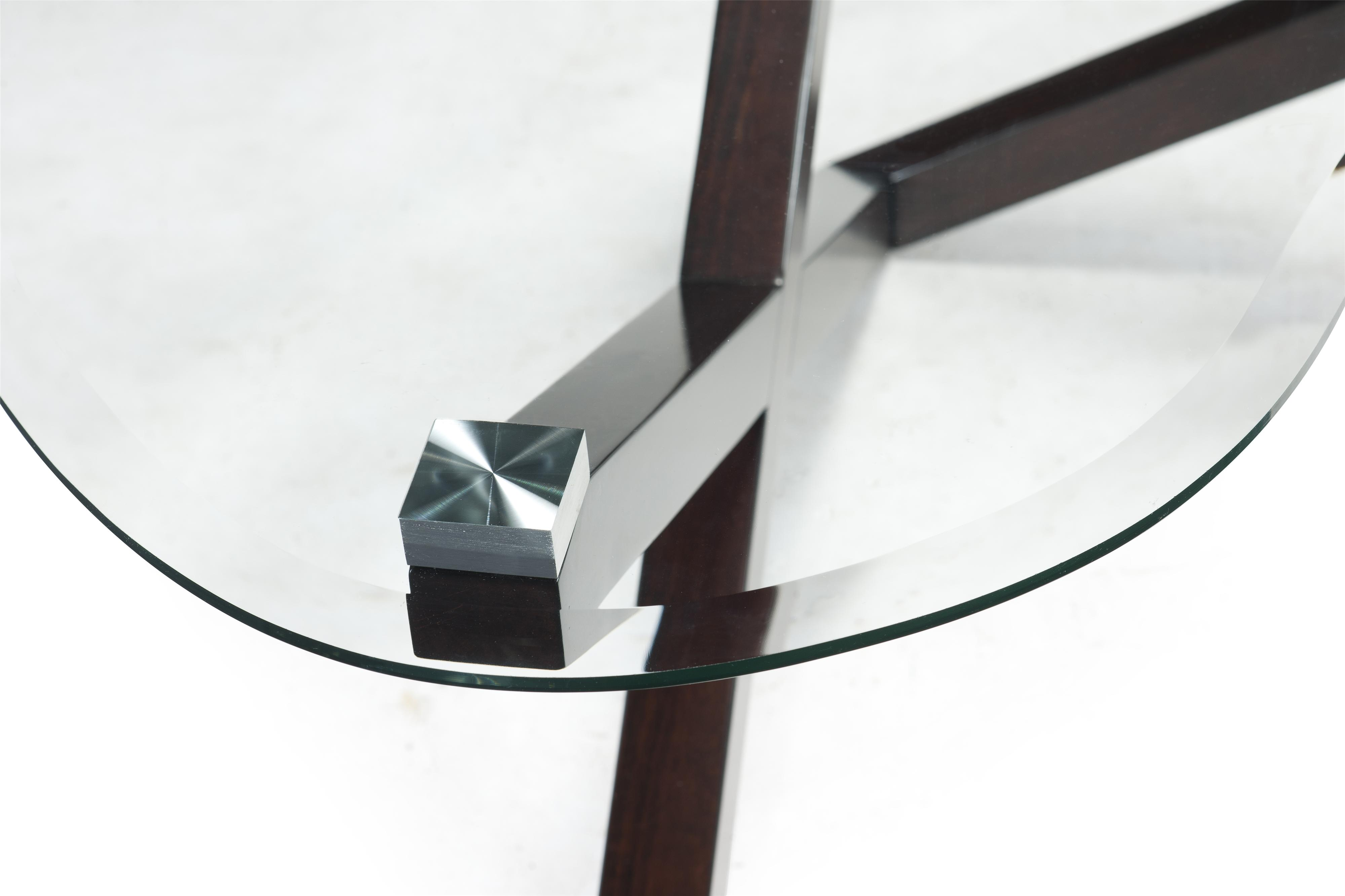 Kidney Shaped Glass Top Coffee Table Kidney Shaped Cocktail Table With Tempered Glass Top And Crossbar