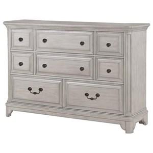Traditional Drawer Dresser