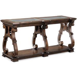 Magnussen Home Barrington  Rectangular Sofa Table