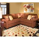 3 Pc Custom Built Sectional Sofa
