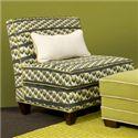 Custom Built Armless Chair