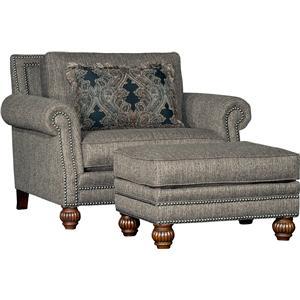 Mayo 4300 Mayo Traditional Chair