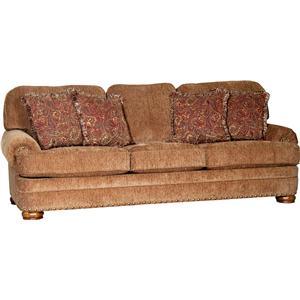 Mayo Impressive Impressive Umber Sofa