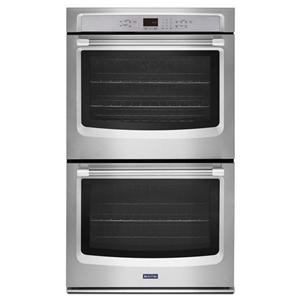 Maytag Built-In Electric Double Oven 30-Inch Double Wall Oven with EvenAir™ True