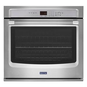 Maytag Built-In Electric Single Oven 27-Inch Single Built-In Oven with Precision