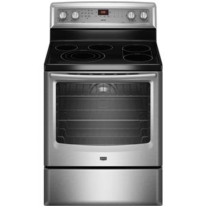 "Maytag Electric Range 30"" Freestanding Electric Range"