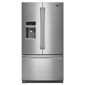 Maytag French Door Refrigerator 25 cu. ft. Ice2O® French Door Refrigerator