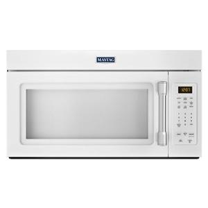 Maytag Microwave Hoods 1.7 cu. ft. Compact Over-the-Range Microwave