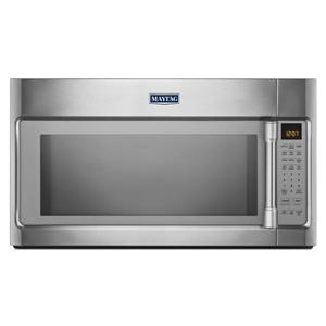 Maytag Microwave Hoods 2.1 cu. ft. Large Over-the-Range Microwave w