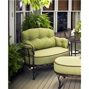 Meadowcraft ATHENS Cuddle Chair