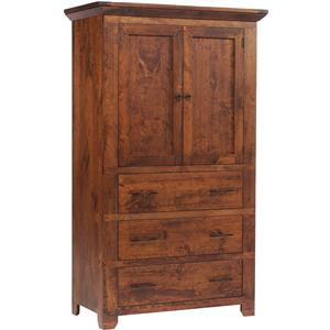 Millcraft Redmond Wellington Armoire