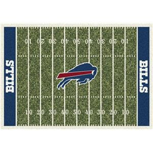 Milliken Team Rug Buffalo Bills Area Rug