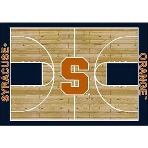 Milliken Team Rug Syracuse Basketball Area Rug