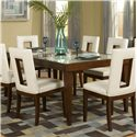 Najarian Enzo Dining Rectangular Table - Item Number: DINING-TABLE