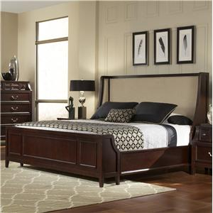 Najarian Newport Cal King Panel Bed