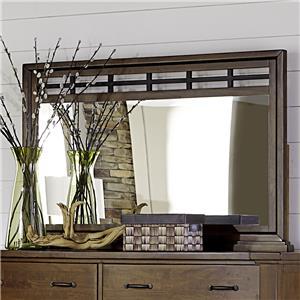 Napa Furniture Designs Whistler Retreat Mirror