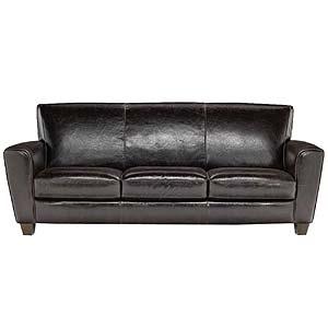 Natuzzi Editions A906 Leather Sofa