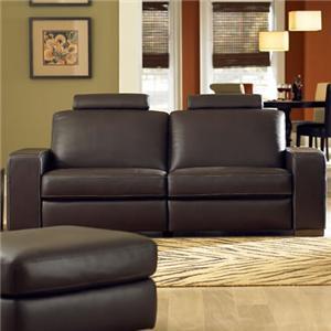 Natuzzi Editions A397 Reclining Sofa