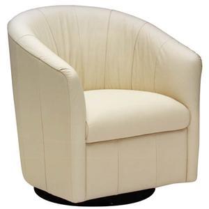 Natuzzi Editions A835 Swivel Chair