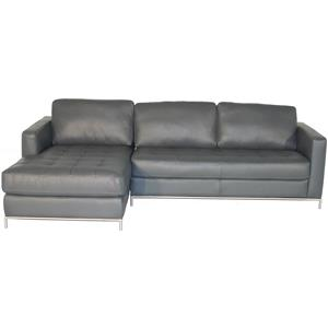 Natuzzi Editions B805 2 Pc Sectional Sofa
