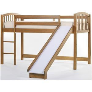 NE Kids School House Junior Loft Bed