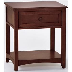 NE Kids School House Nightstand