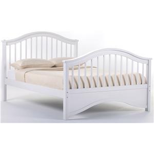 NE Kids School House Full Jordan Bed