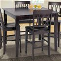 New Classic Abbie Counter Dining Table - Item Number: 0605-012