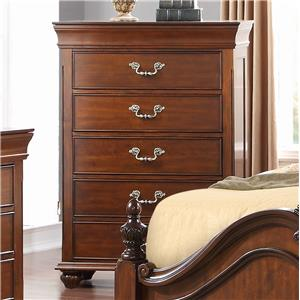 New Classic Burbank Chest of Drawers