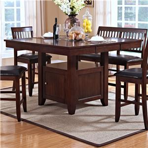 New Classic Kaylee Counter Height Table