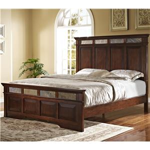 New Classic Madera  Queen Bed