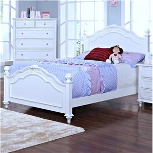 New Classic Megan Full Bed