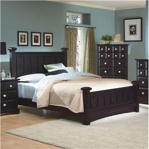 New Classic Arbor Queen Panel Bed