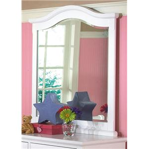 New Classic Bayfront Vertical Mirror
