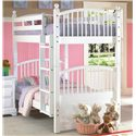 New Classic Bayfront Twin Spindle Bunk Bed